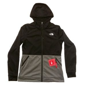 Sz Small The North Face Cinder Black Hoodie Fleece